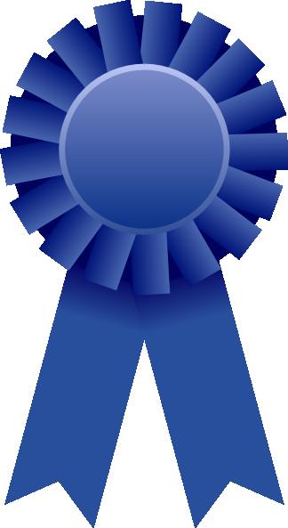 Blue Ribbon Clip Art Vector Clip Art Online Royalty
