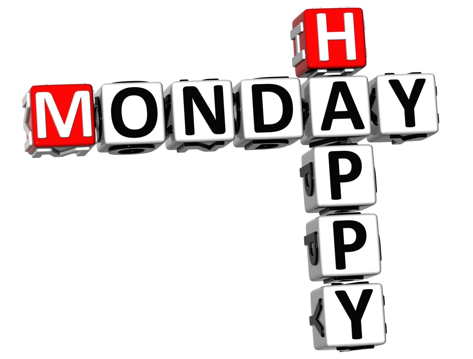 Happy Monday Clip Art - ClipArt Best