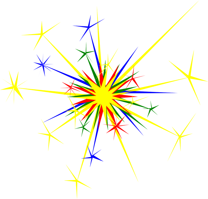 Free to Use & Public Domain Fireworks Clip Art