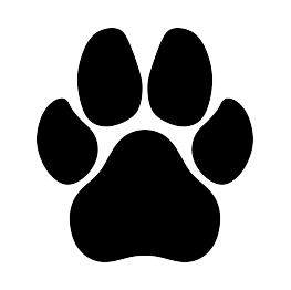 Dog Paw Print Png - ClipArt Best