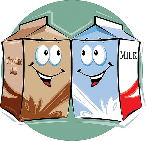 clipart of a glass of milk - photo #28
