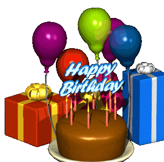 Gambar Kartun Happy Birthday - ClipArt Best