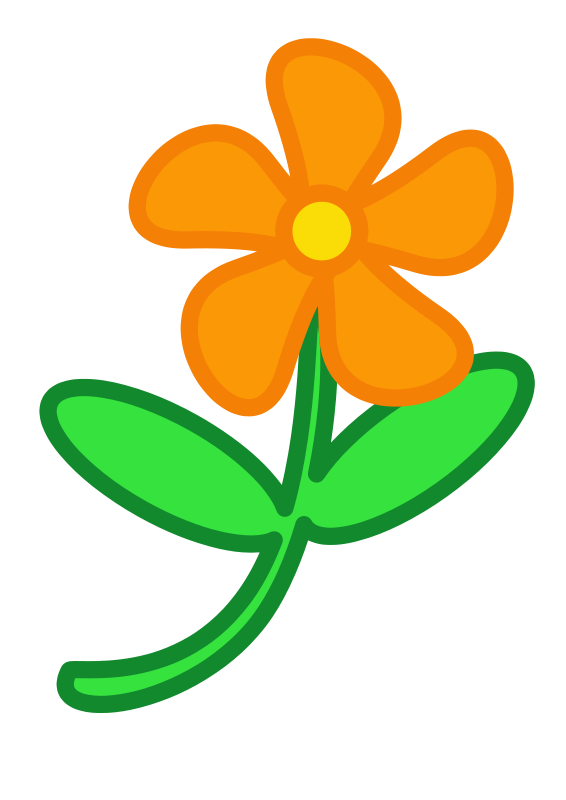 Easter Flower Clipart - ClipArt Best