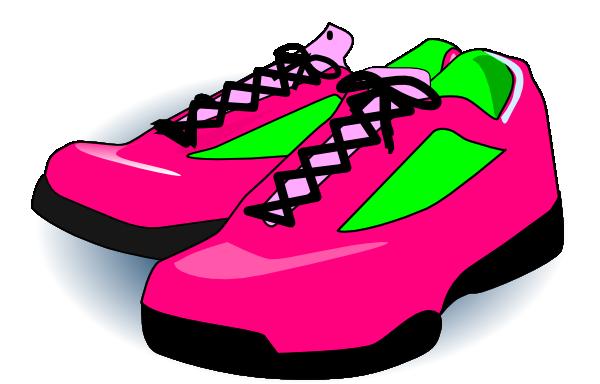 Tennis Shoe Clipart - ClipArt Best - ClipArt Best