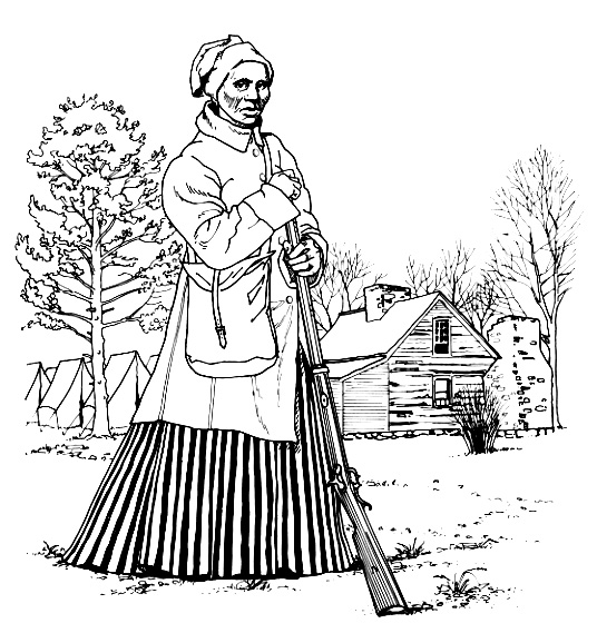 slavery coloring pages printable - photo#34