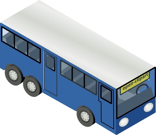 Clipart Of Bus