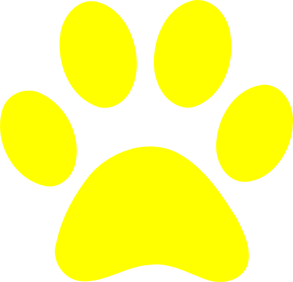 Tiger paw print background - photo#16