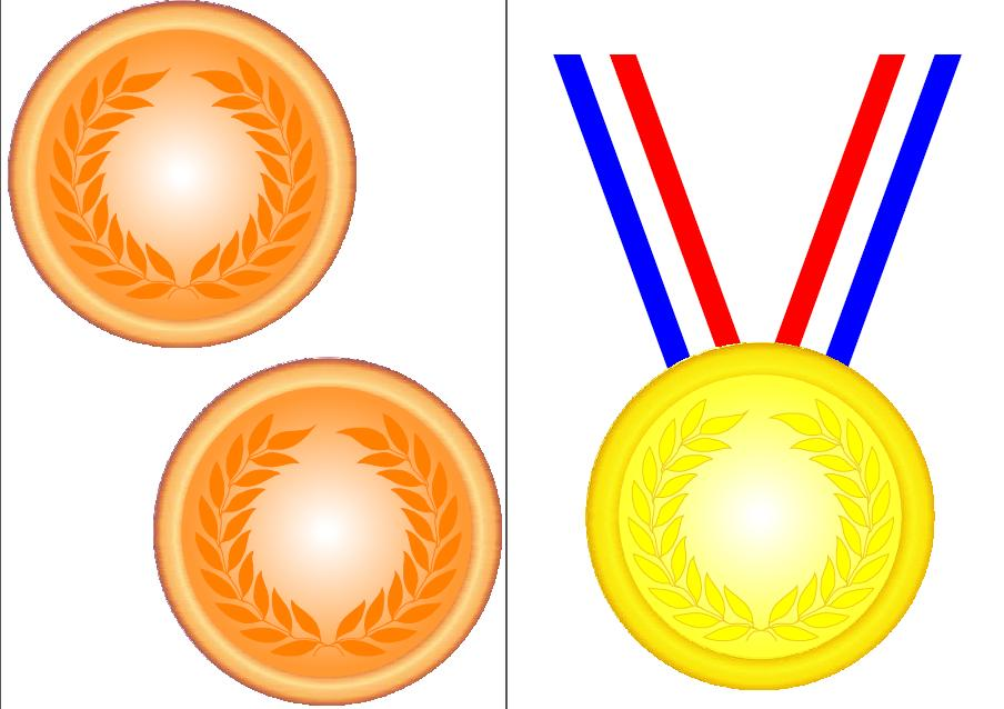 free clipart gold medals - photo #30