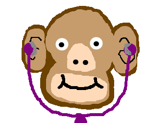 Happy Monkey Face - ClipArt Best
