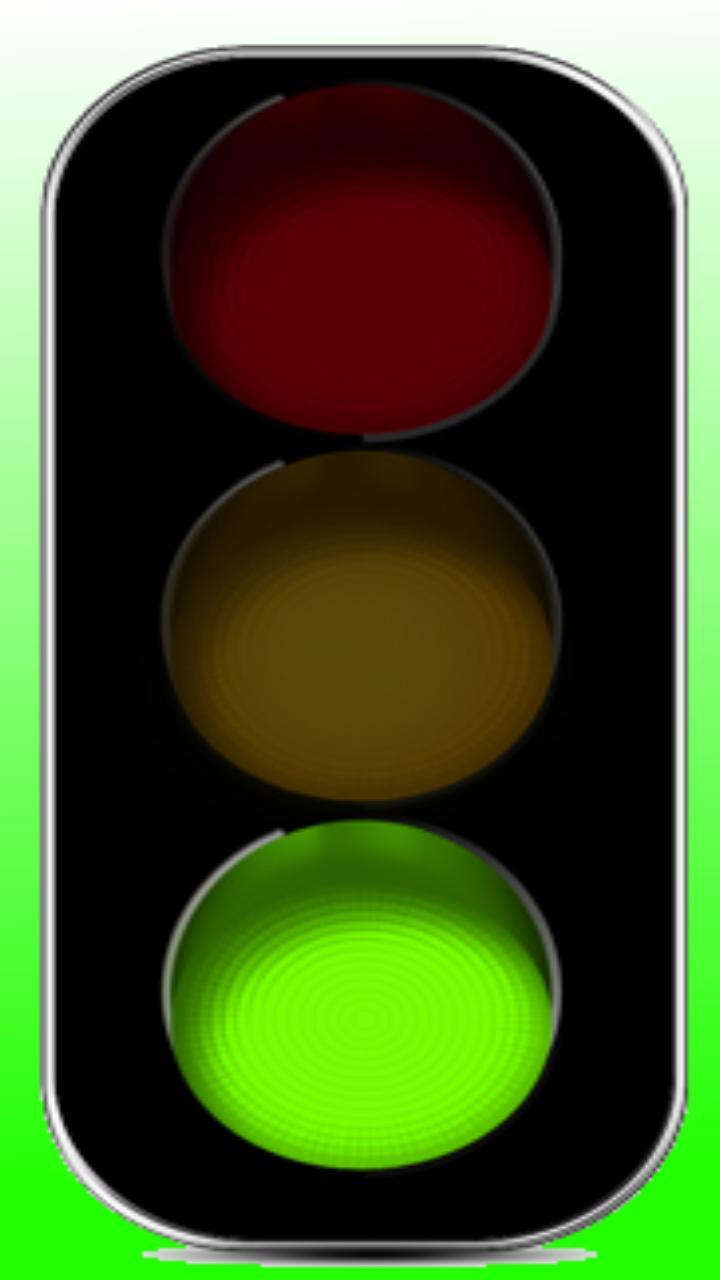 clipart traffic light green - photo #4