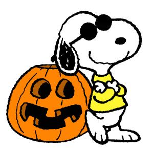 Halloween cartoon clip art clipart best - Snoopy halloween images ...