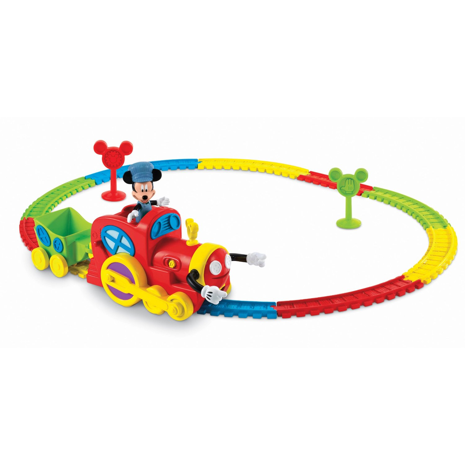 Choo choo train pictures clipart best for Disney mickey mouse motorized choo choo train with tracks