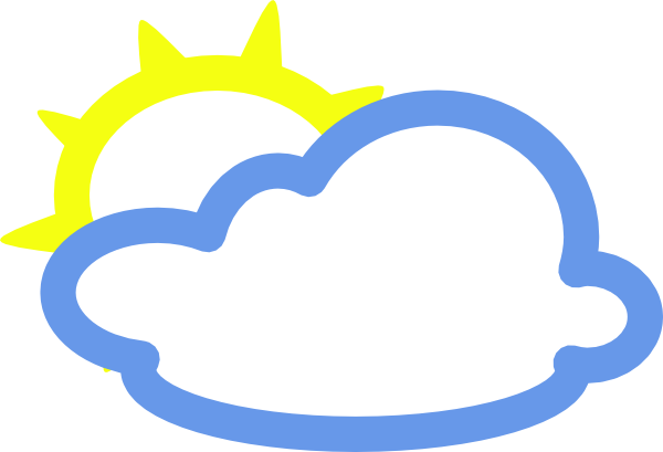 Weather Symbols Clip Art - ClipArt Best
