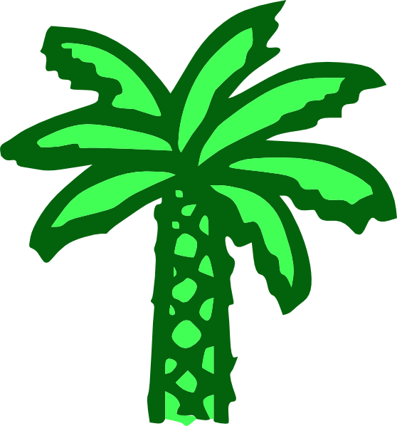 Palm Tree Svg - ClipArt Best
