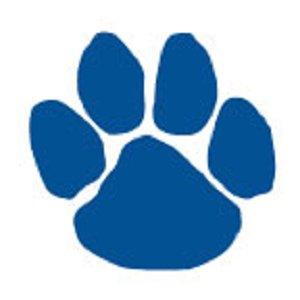 Red dog paw logo - photo#31