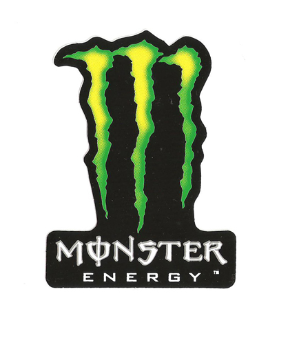 Monster Energy Logo Hd Clipart Best