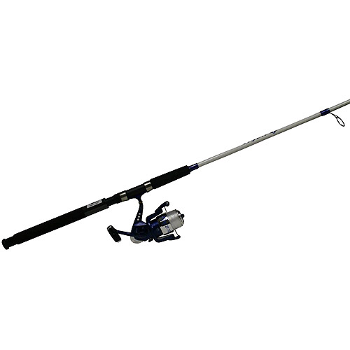 Shakespeare fishing rod reel combos fishing rods for Top fishing rods