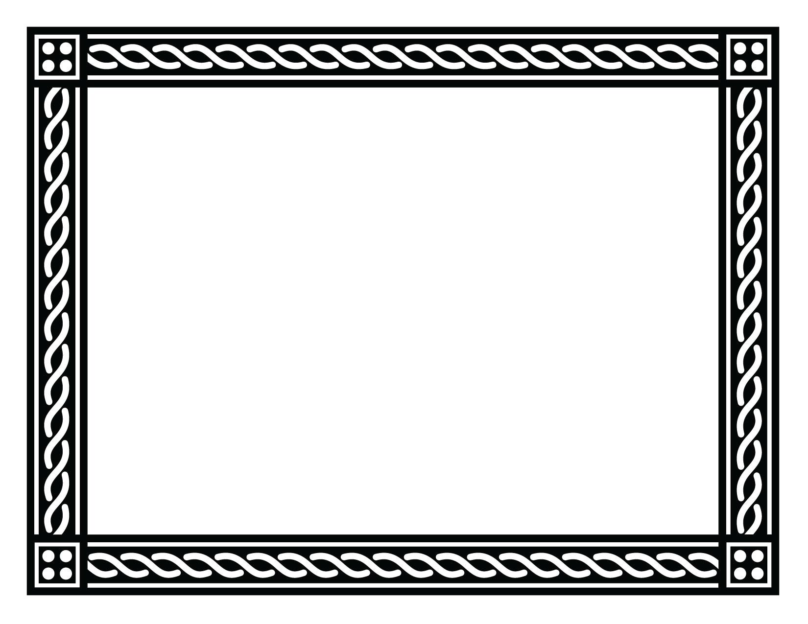 Amazoncom  Foil Certificate Paper Ornate Silver  Blank