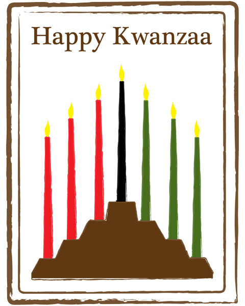 A Happy Kwanzaa Badge - ClipArt Best - ClipArt Best