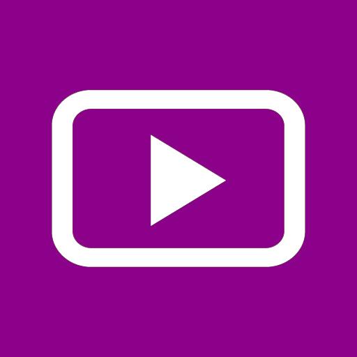 video button: