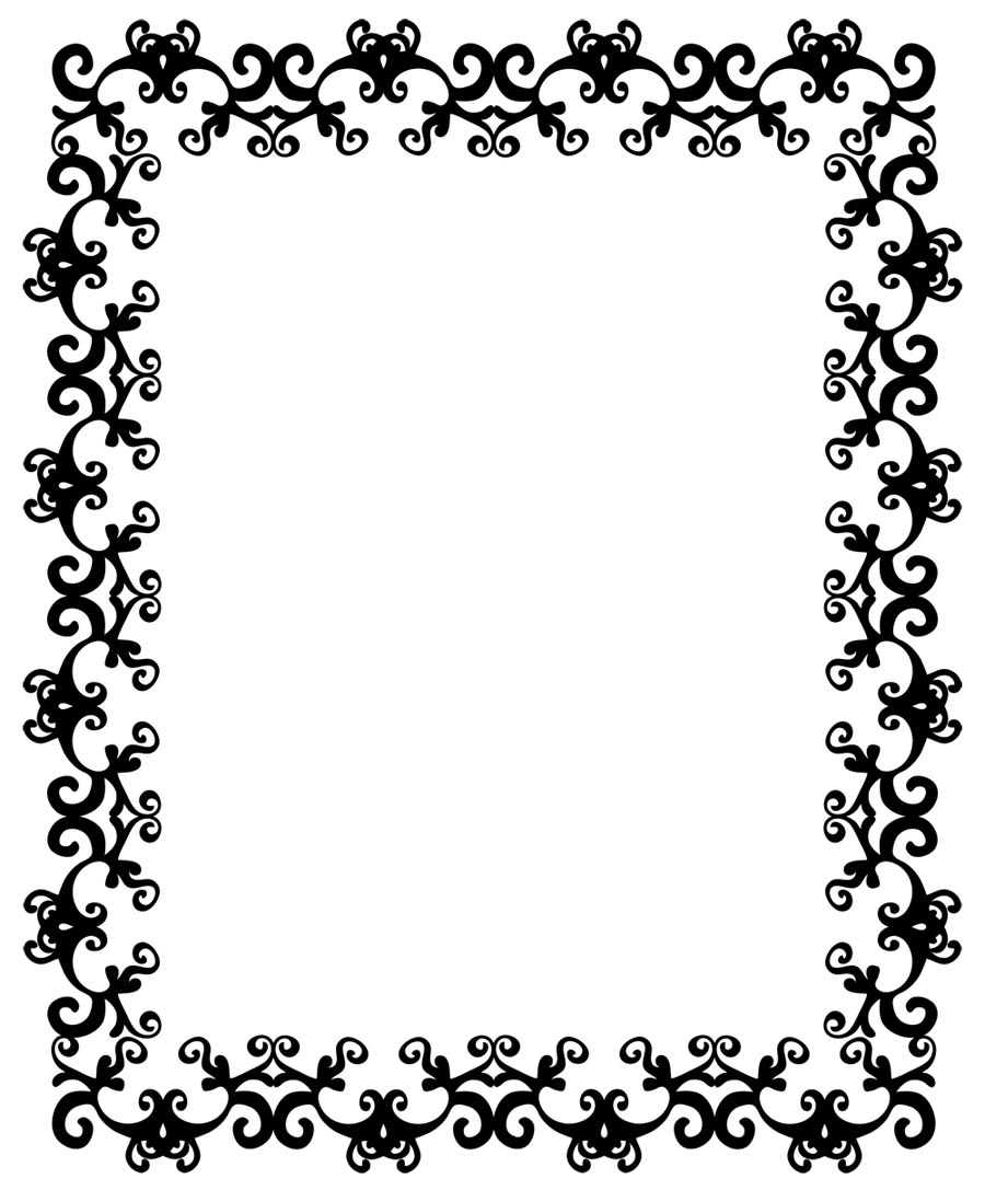 certificate border frame design clipart best