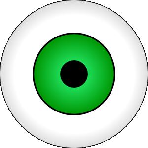 ... Verdes Green Eye clip art Free Vector - ClipArt Best - ClipArt Best