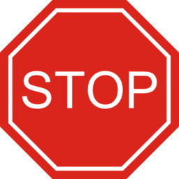 Stop Sign Clipart Royalty Free Public Domain Clipart