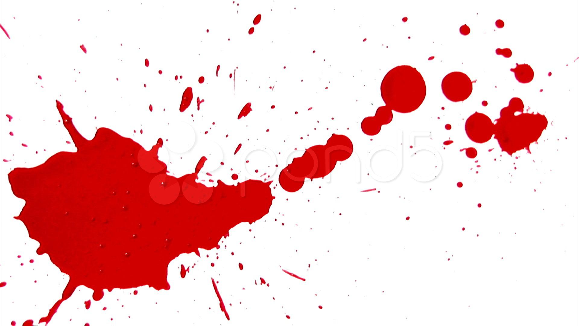 Blood Splatter Png Blo...