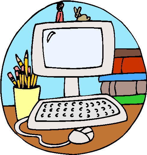 computer education clipart - photo #12