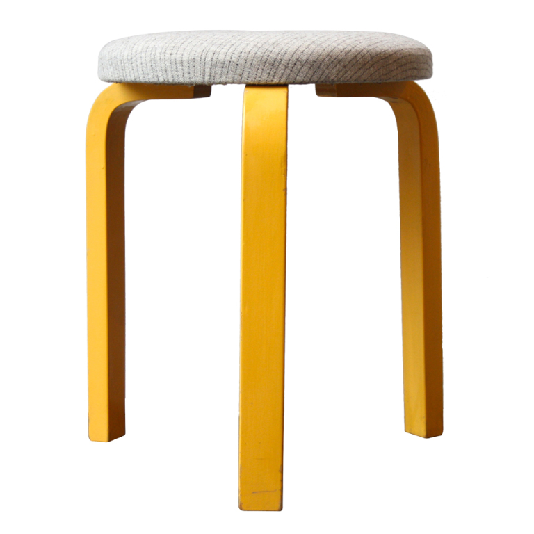 Early Alvar Aalto Three Legged Stool at 1stdibs - ClipArt Best ...