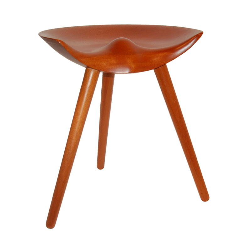 Three-legged Stool by Mogens Lassen at 1stdibs - ClipArt Best ...